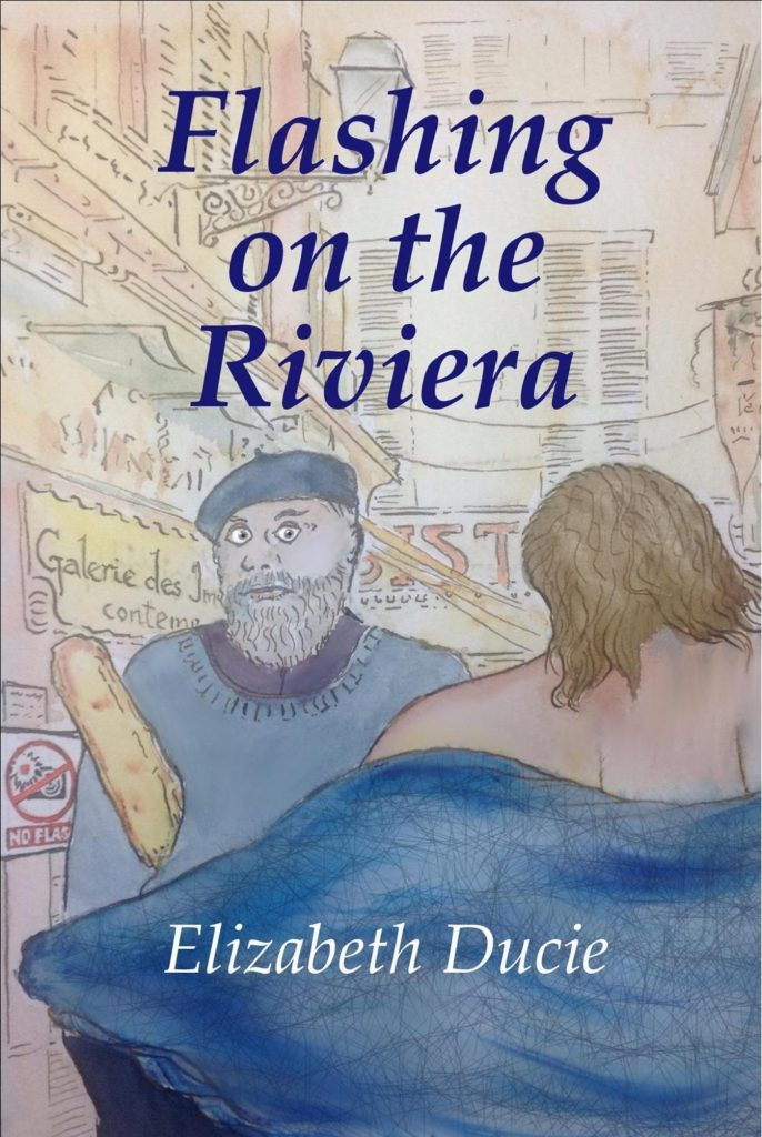 Flashing on the Riviera by Elizabeth Ducie